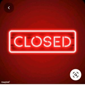 Medical issues store closed until further notice